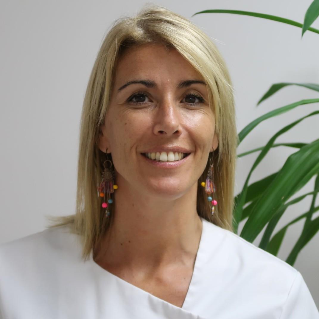 Nathalie Esteves - Diplômée en Masso-kinésithérapie